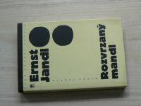 Ernst Jandl - Rozvrzaný mandl (1999)