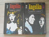 Golonovi - Angelika - Markýza andělů 1. a 2. díl (1991)