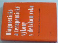 Horanský - Diagnostické a terapeutické výkony v detskom veku (1981)