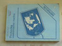 Orieška - Technika cestovního ruchu (1987)