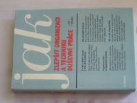 Toman - Jak zlepšit organizaci a techniku duševní práce (1984)