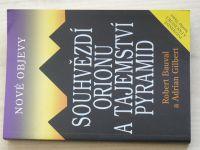 Bauval, Gilbert - Souhvězdí Orionu a tajemství pyramid (1994)
