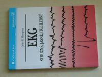 Hampton - EKG stručně, jasně, přehledně (1996)
