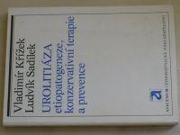 Křížek - Urolitiáza etiopatogeneze, konzervativní terapie a prevence (1990)