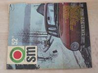 Svět motorů 1-52 (1975) ročník XXIX.
