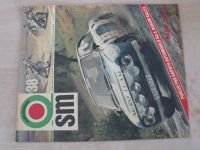 Svět motorů 1-52 (1978) ročník XXXII. (chybí čísla 1-13, 15-18, 20, 22, 24-25, 29-33, 26 čísel)