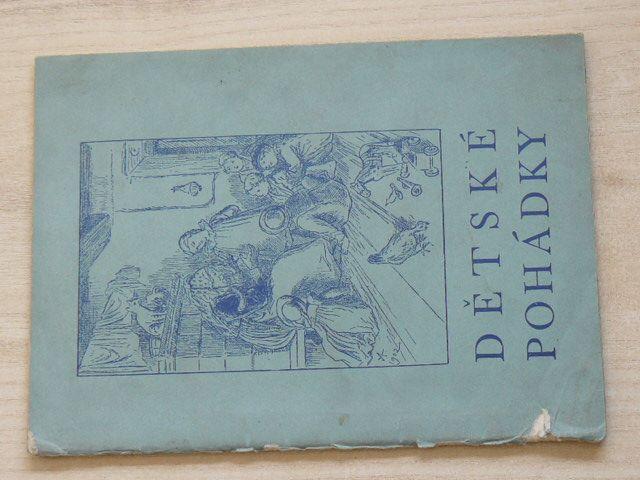 Dětské pohádky s obrázky Mikoláše Alše (1957)