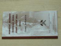 Hornické skanzeny - Hornická muzea - Stará důlní díla - Štoly v České republice (2008)