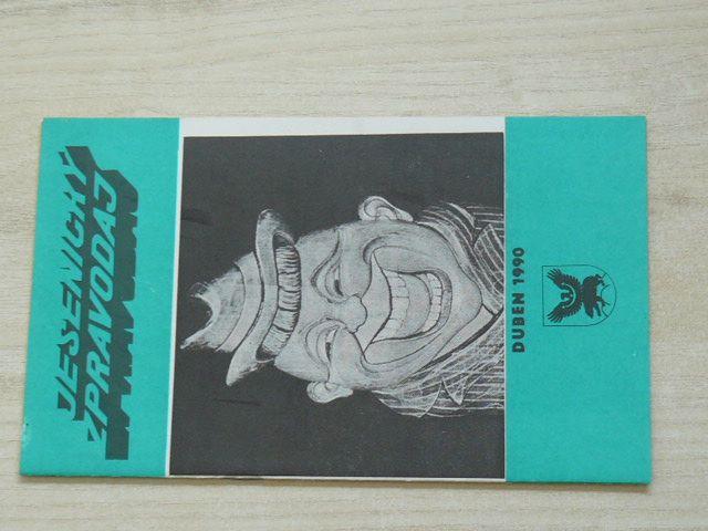 Jesenický zpravodaj - Duben 1990