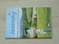 Jesníky - Gebirge, Gesundheit, Entspannung (nedatováno) německy