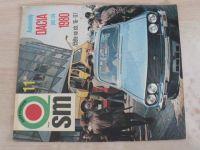Svět motorů 1-52 (1980) ročník XXXIV. (chybí čísla 1-10, 14, 41 čísel)