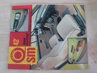 Svět motorů 1-52 (1981) ročník XXXV.