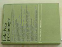 Vondráček, Dobiáš - Lékařské psychologie (1969)