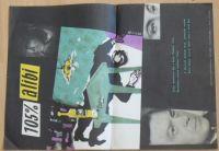 105 % alibi - Český detektivní film - plakát A3 Ilustrace K. Teissig