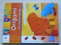 D´Alba, Lacza, Salo - ORIGAMI für kleine Hande (2010) německy, ORIGAMI pro malé ručičky