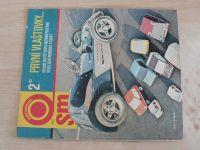 Svět motorů 1-52 (1983) ročník XXXVII.(chybí čísla 1, 3, 6-9, 15-20, 22, 24, 26-30, 32-52, 12 čísel)