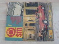 Svět motorů 1-52 (1986) ročník XL. (chybí číslo 43, 51 čísel)