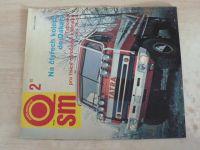 Svět motorů 1-52 (1987) ročník XLI. (chybí čísla 1, 3, 13-15, 17-18, 21, 28-29, 31-32, 35, 37-38)