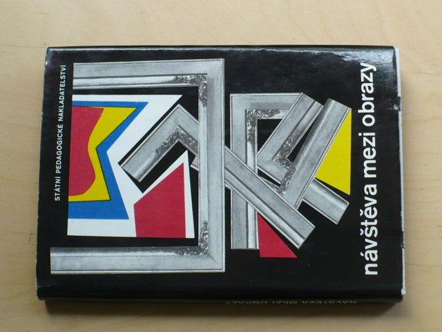 Ochrymnčuk, Tichý, Hadlač - Návštěva mezi obrazy (SPN 1973)