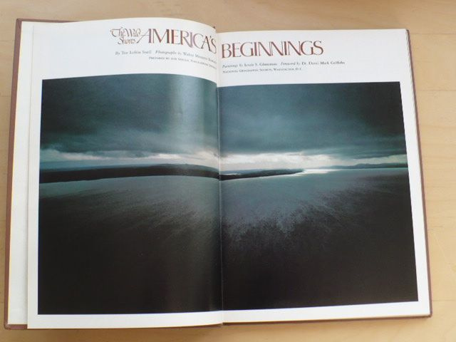 The Wild Shores: Americas beginnigs (National Geographic S. 1983)