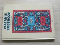 Androvičová - Viazanie kobercov (1988) Vázání koberců