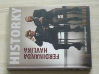 Historky Ferdinanda Havlíka jak je zapsal a převyprávěl Jiří Suchý (2008)