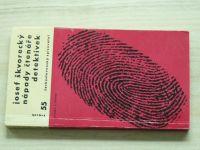 Josef Škvorecký - Nápady čtenáře detektivek (1965) 1. vydání