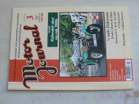 Motor Journal 3 (2006) ročník VI.