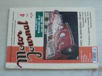 Motor Journal 4 (2005) ročník V.