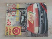 Nový svět motorů 50 (1990) ročník XLIV.