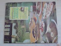 Sešity domácího hospodaření - svazek 114 - Sedláčková - Víkendové jídelníčky (1982)