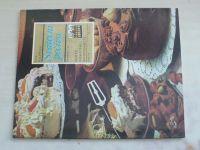 Sešity domácího hospodaření - svazek 133 - Filipová - Sváteční pečivo (1985)