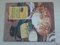 Sešity domácího hospodaření - svazek 135 - Nestával - Bezmasé pokrmy (1985)