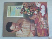 Sešity domácího hospodaření - svazek 88 - Dufek, Pilař - Muž v kuchyni (1978)
