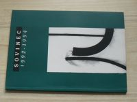 Sovinec 1992 - 1994 - Katalog výstavy