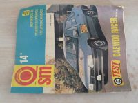 Svět motorů 1-52 (1989) ročník XLIII. (chybí čísla 1-13, 15-16, 18-21, 23-26, 28-35, 37-52, 5 čísel)