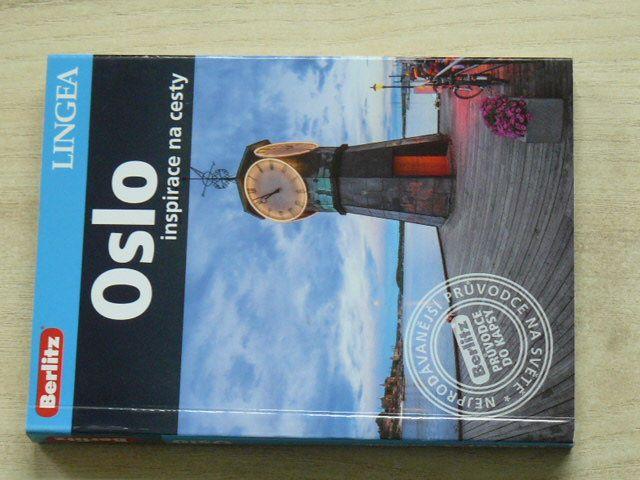 Berlitz - Oslo - Inspirace na cesty (2018)