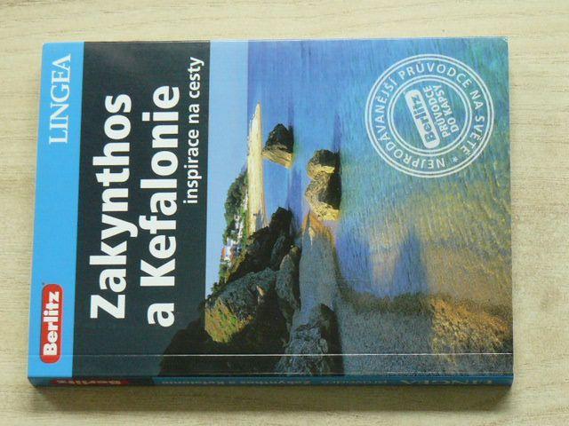 Berlitz - Zakynthos a Kefalonie - Inspirace na cesty (2013)
