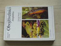 Fauna ČSFR - Baruš, Oliva a kol. - Obojživelníci - Amphibia (1992)
