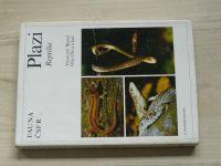 Fauna ČSFR - Baruš, Oliva a kol. - Plazi - Reptilia (1992)