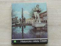 Historická města ČSSR (1968)