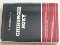 Kubáček - Chirurgie ruky (1982)