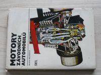 Mackerle - Motory závodních automobilů (1980)