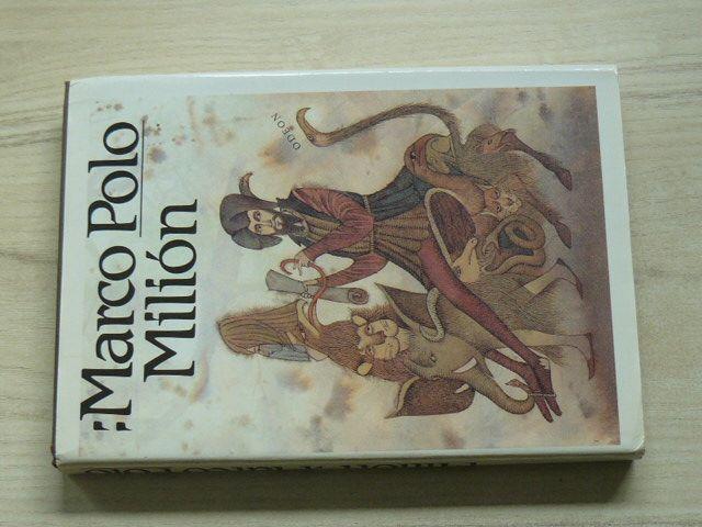 Marco Polo - Milión (1989) il. A. Born