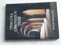Mráček - Příručka církevních dějin (1995)