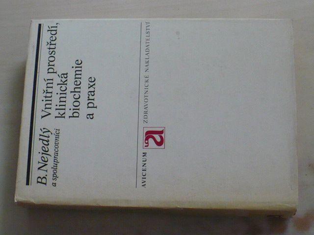 Nejedlý - Vnitřní prostředí, klinická biochemie a praxe (1980)