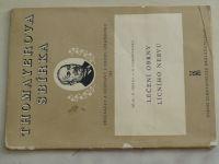 Obrda, Léčení obrny lícního nervu (1958) Thomayerova sbírka