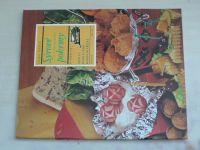 Sešity domácího hospodaření - svazek 139 - Urban - Sýrové a tvarohové pokrmy (1986)