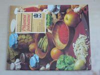 Sešity domácího hospodaření - svazek 141 - Kopáčková - Pikantní pohoštění (1986)