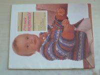 Sešity domácího hospodaření - svazek 144 - Hanzlíková - Pro naše nejmenší (1987)